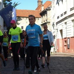 SEB Tallinna Maraton - Anastassia Timoštšuk (10077), Piia Tagel (10281)