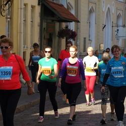 SEB Tallinna Maraton - Annika Aasoja (3613), Annemari Aasoja (4778), Eve Sildnik (11359), Kati Korm (11776)