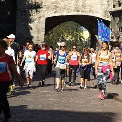 SEB Tallinna Maraton - Maris Mets (3327), Kätlin Muru (3328), Mari-Liis Vainu (10237), Ester Umbleja (10241), Age Valdmann (14860)