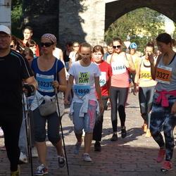 SEB Tallinna Maraton - Maris Mets (3327), Mari-Liis Vainu (10237), Age Valdmann (14860)