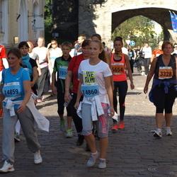 SEB Tallinna Maraton - Kätlin Muru (3328), Liivi Metsma (5654), Merle Gulbis (14859), Age Valdmann (14860)