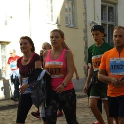 SEB Tallinna Maraton - Evely Heinpalu (3877), Aleksei Semiglasov (10829)