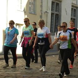 SEB Tallinna Maraton - Anneli Vellerind (5833), Tiia Mõtsnik (10802), Kaja Piirla (12028)