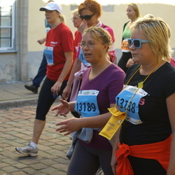 SEB Tallinna Maraton - Ülle Laasner (13188), Age Tekku (13189)