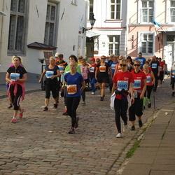 SEB Tallinna Maraton - Andrea Randmaa (1535), Berit Tamme (12087)