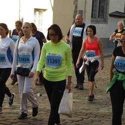 SEB Tallinna Maraton - Ene Rooma (11390), Liis Mägi (11391), Oksana Bazakova (12420), Anastassia Enger (12434)