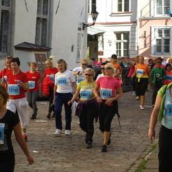 SEB Tallinna Maraton - Marju Poolsaar (10343), Kristina Prunbach (14553), Annely Pais (14617), Aire Tark (14618), Liis Peerna (14973)