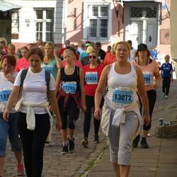 SEB Tallinna Maraton - Anna Leipalu (11295), Andreas Saltsberg (13072)