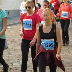 SEB Tallinna Maraton - Anna Leipalu (11295), Jane Nigols (11623)