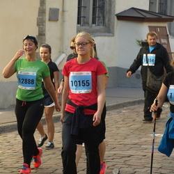 SEB Tallinna Maraton - Kristel Nemvalts (10155), Annika Kaarma (12888)