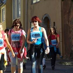 SEB Tallinna Maraton - Ingrid Lillemaa (11810), Anna Fokina (11813), Ellen-Maria Makus (15355)