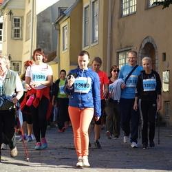 SEB Tallinna Maraton - Jelena Reiskamb (11589), Tatjana Karro (13819), Anastasiia Grigorjeva (13980)