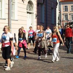 SEB Tallinna Maraton - Age Saks (11336), Hille Läänemets (12827)