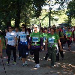 SEB Tallinna Maraton - Annika Luik (12636), Heleny Krõmm (12651), Aime Puustusmaa (12875), Eneli Nessel (12884)