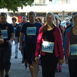 SEB Tallinna Maraton - Elise-Marii Kändler (15347), Annika Lehtsalu (15348)