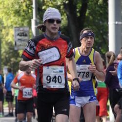 SEB Tallinna Maraton - Anatoli Klisheuski (778), Tarvo Siim (940)