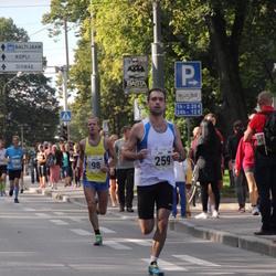 SEB Tallinna Maraton - Arnold Laasu (98), Jan Dubrovski (259)