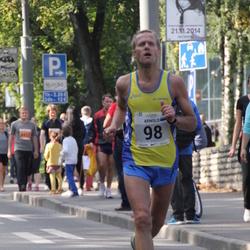 SEB Tallinna Maraton - Arnold Laasu (98)