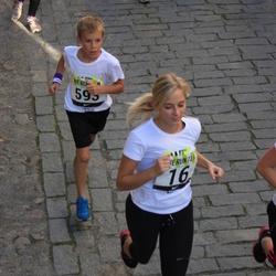 Nike noortejooks - Kelly Martin (16), Ander Sikk (593)
