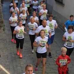 Nike noortejooks - Liisa Linnaks (155), Carita Reinkubjas (546)