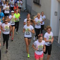Nike noortejooks - Emma Koppel (533), Brit Vaga (756)