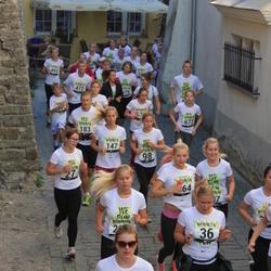 Nike noortejooks - Annie Freimanis (36), Miina Mariette Küüsmaa (220)