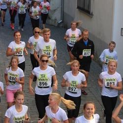 Nike noortejooks - Brit Heinsoo (670), Janne Jõe (721), Maria Jakimova (880), Agne Väljaots (896), Marleen Rämmeld (897)