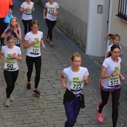 Nike noortejooks - Reelika Sinisalu (90), Sonja-Marie Aaslaid (121), Birgit Tõnts (572), Sandra Tõnts (722)