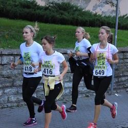 Nike noortejooks - Anastasia Pikaleva (416), Lidia Danilova (418), Carolin Lüübek (649)