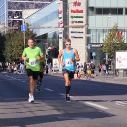 SEB Tallinna Maraton - Bert Tippi (43), Teuvo Mattila (877)