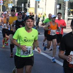 SEB Tallinna Maraton - Quentin Lajeunesse (134), Aigar Ojaots (1935)