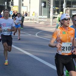 SEB Tallinna Maraton - Arnaud Picut (847), Joona Saluveer (2106)
