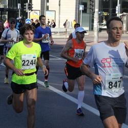 SEB Tallinna Maraton - Arnaud Picut (847), Mikhail Savenkov (2244)