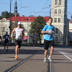 SEB Tallinna Maraton - Ari Kilpinen (239), Andreas Ainjärv (2018)