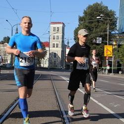 SEB Tallinna Maraton - Artur Raudna (407), Raul Liebenau (2167)