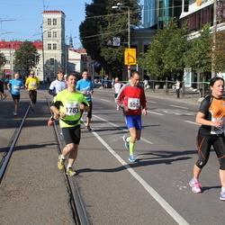 SEB Tallinna Maraton - Knut Hanga (558), Arles Taal (1783)