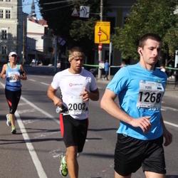 SEB Tallinna Maraton - Yurii Kostian (1268), Andre Lall (2002)