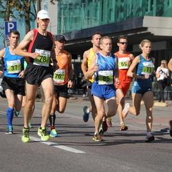 SEB Tallinna Maraton - Jelena Abele (11), Maris Abele (14), Indrek Tärno (78), Agu Lehemaa (85), Ramon Reimets (112)