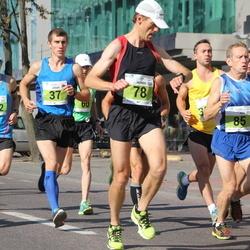 SEB Tallinna Maraton - Janar Mai (37), Indrek Tärno (78), Agu Lehemaa (85), Ramon Reimets (112)
