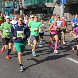 SEB Tallinna Maraton - Aulikki Leivo (268), Andre Tammik (305), Marko Sarapuu (434)