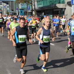 SEB Tallinna Maraton - Arndt Vehlmann (328), Endel Karp (442), Raimo Kurg (898)