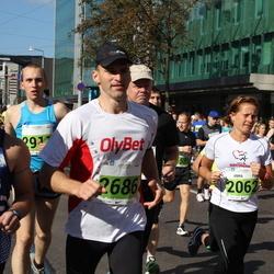 SEB Tallinna Maraton - Anna Sainpalo (2062), Aigar Hain (2686)