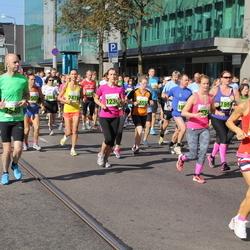 SEB Tallinna Maraton - Alvar Alamaa (2540), Briti Klimberg (2928)