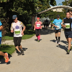 SEB Tallinna Maraton - Eva Närhi (1748), Willem Kuningas (2121), Enno Kaasik (2607)