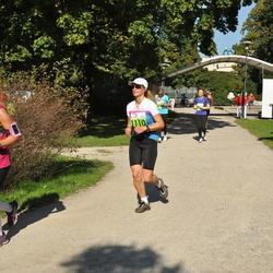SEB Tallinna Maraton - Katrin Merisalu (1110), Ann-Christine Allik (2988)