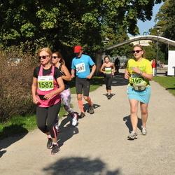 SEB Tallinna Maraton - Tarmo Tohver (697), Anna-Kristiina Topinoja (1582)