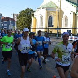 SEB Tallinna Maraton - Toomas Toom (41), Jukka Aittokallio (224), Armin Allmäe (476)