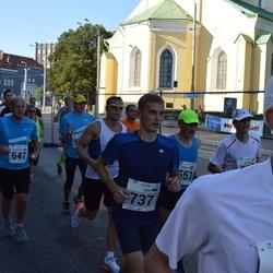 SEB Tallinna Maraton - Aleksandrs Grotus (647), Peep Teppo (737)