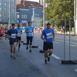 SEB Tallinna Maraton - Benno Ridala (203), Tarmo Aavaste (1775), Vadim Shved (2150)