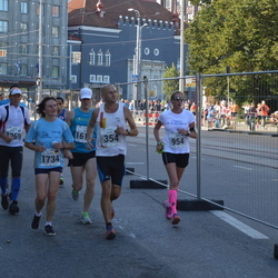 SEB Tallinna Maraton - Klaus Buehn (354), Annika Veimer (954), Andrea Fiehring (1734)
